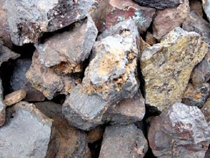 Different Types of Iron Ore